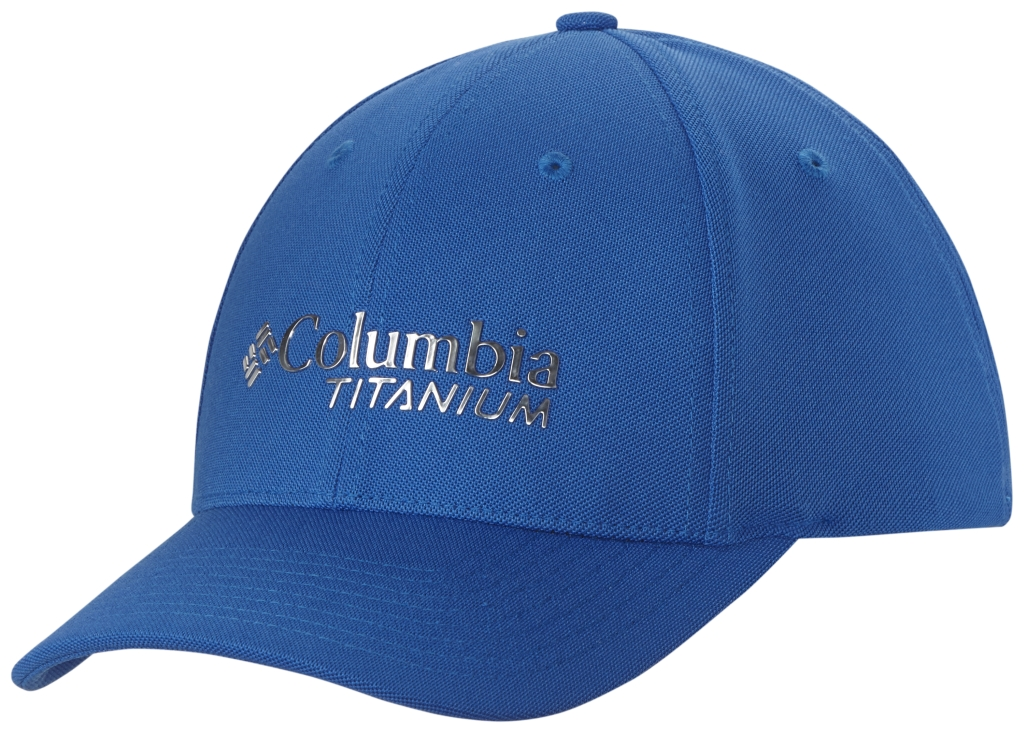 Columbia Titanium Ball Cap Super Blue-30