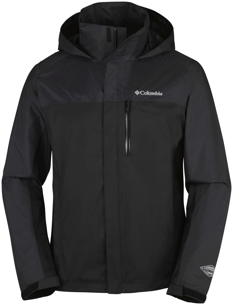 Columbia Pouration Dual Jacket Black-30