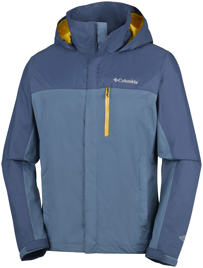 Columbia Pouration Dual Jacket Steel, Night Tide-30