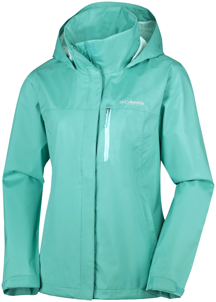 Columbia Pouration Pw Jacket Miami-30