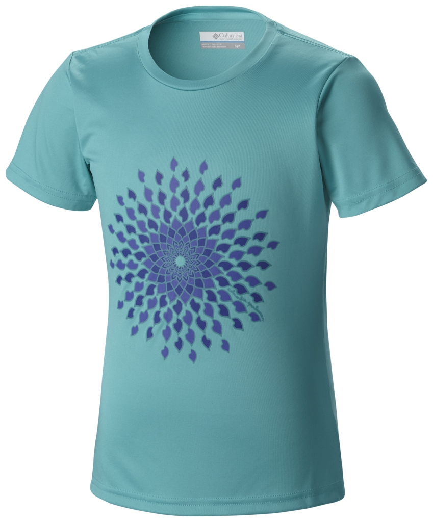 Columbia Sunny Burst Graphic Tee Miami-30