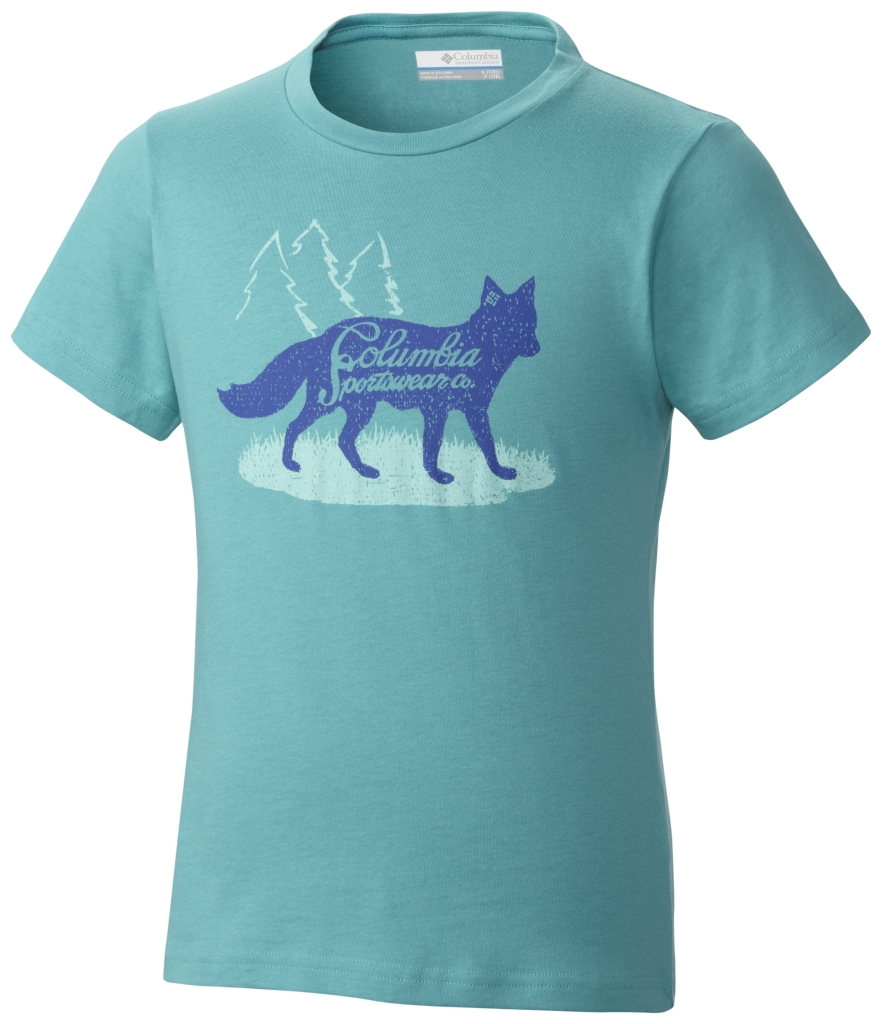 Columbia Foxtrotter Graphic Tee Miami-30