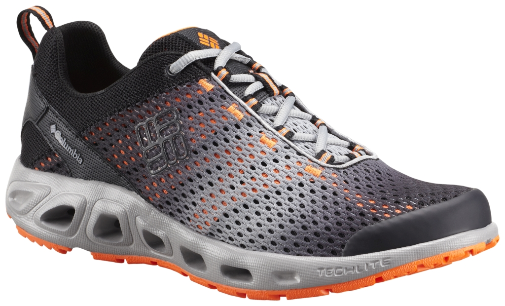 Columbia Drainmaker III Black, Columbia Grey-30