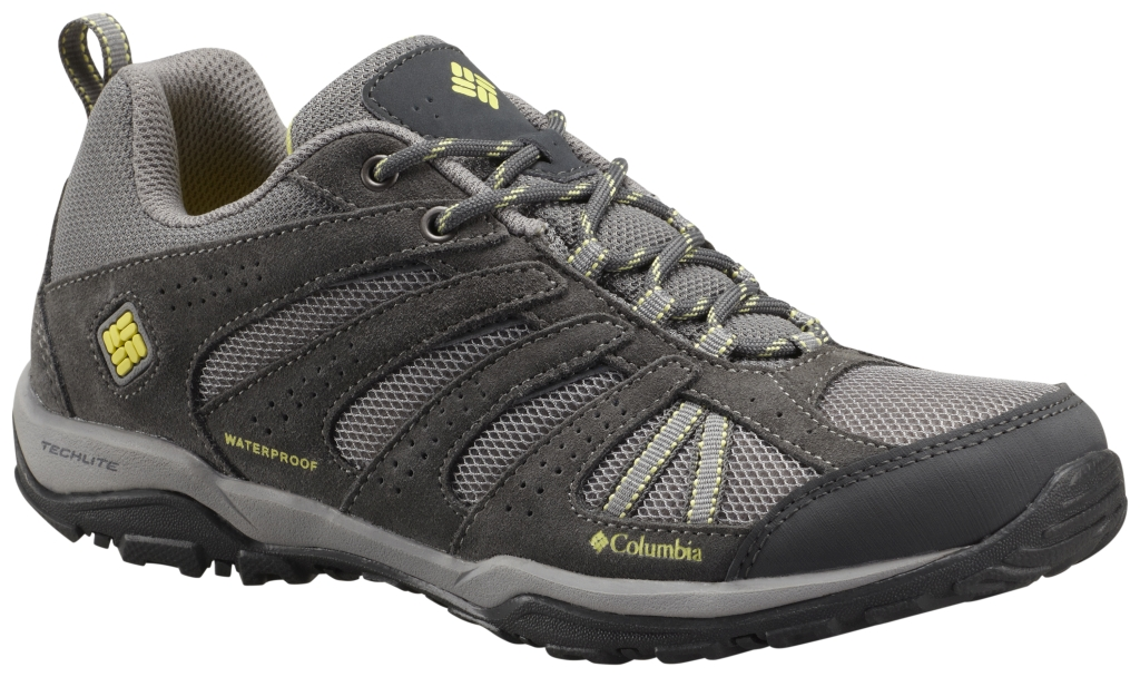 Columbia Dakota Drifter Waterproof Light Grey, Sunnyside-30