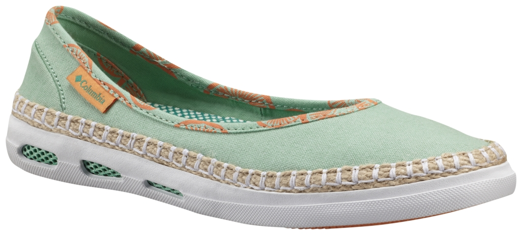 Columbia Vulc N Vent Bettie Kelp, Bright Emerald-30