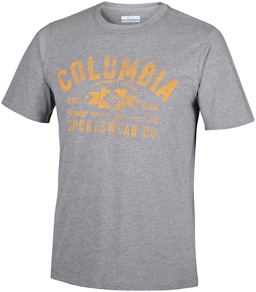Columbia Csc Eu Round Bend Tee Shark-30