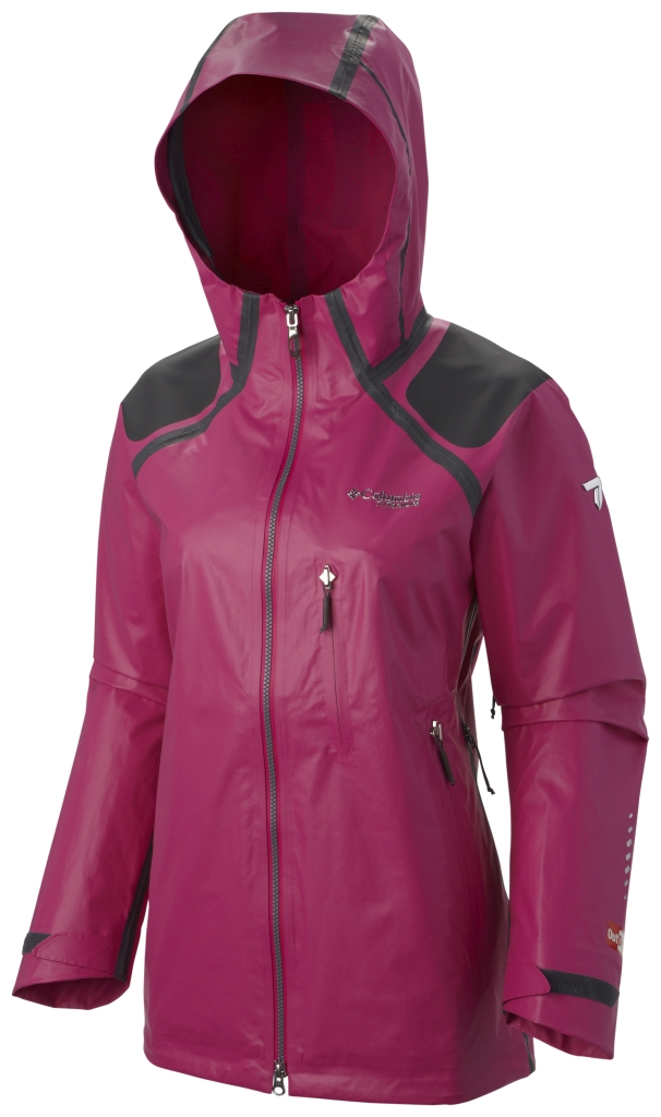 Columbia Outdry Ex Diamond Shell Haute Pink-30