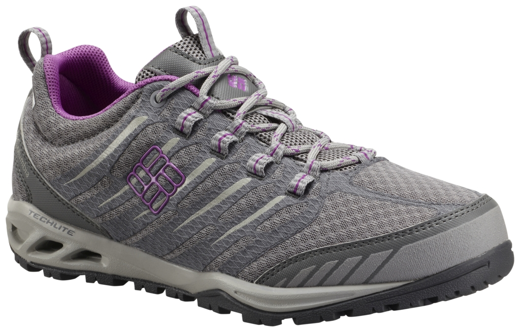 Columbia Ventrailia Razor Outdry Light Grey, Razzle-30