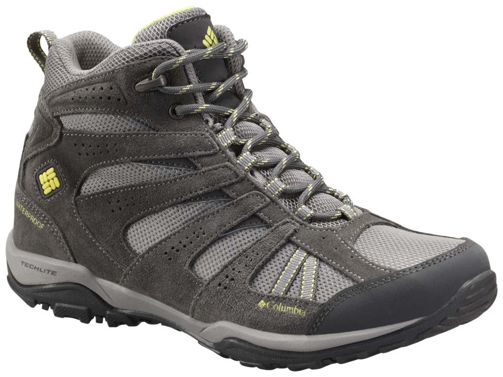 Columbia Dakota Drifter Mid Waterproof Light Grey, Sunnyside-30