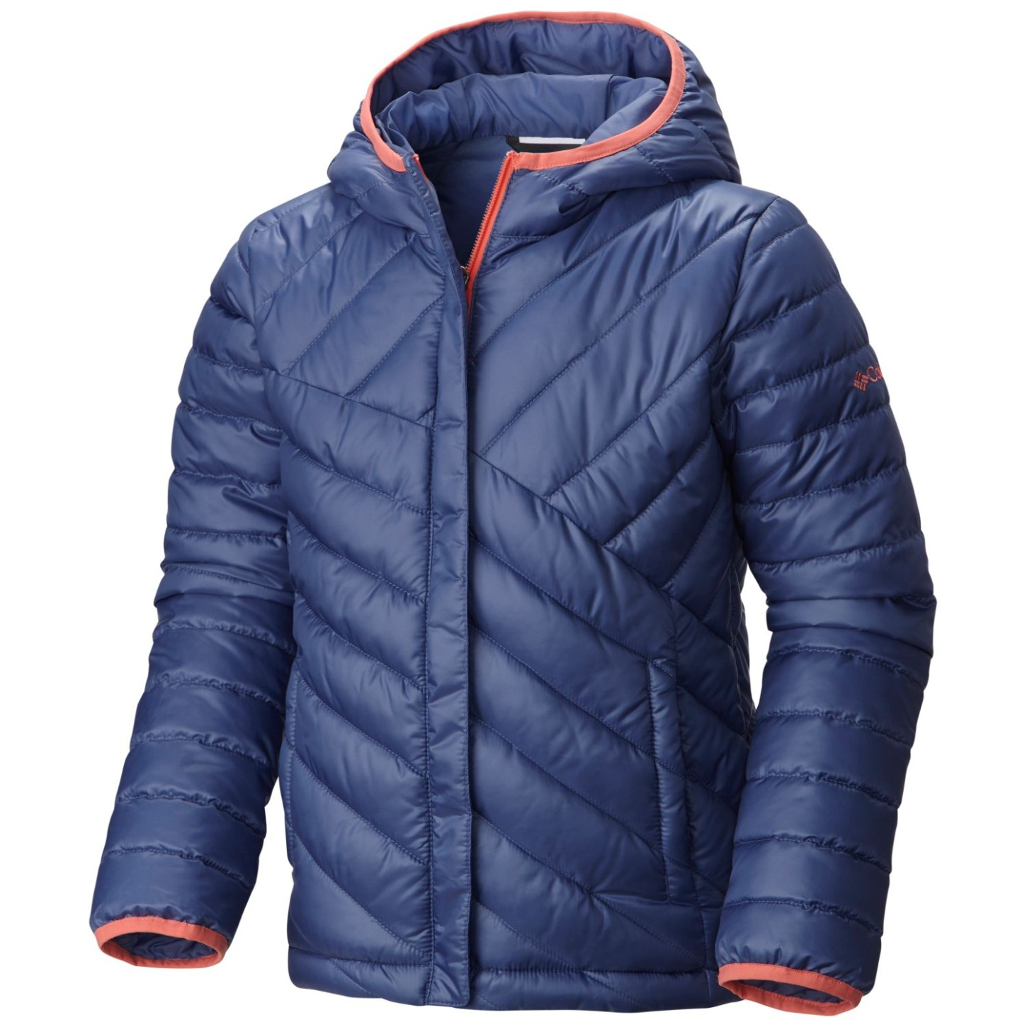Columbia Toddlers' Powder Lite Puffer Jacket Bluebell-30