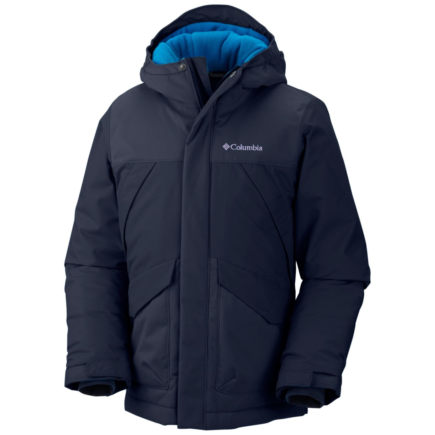 Columbia Boys' Swiss Mister Jacket Collegiate Navy-30