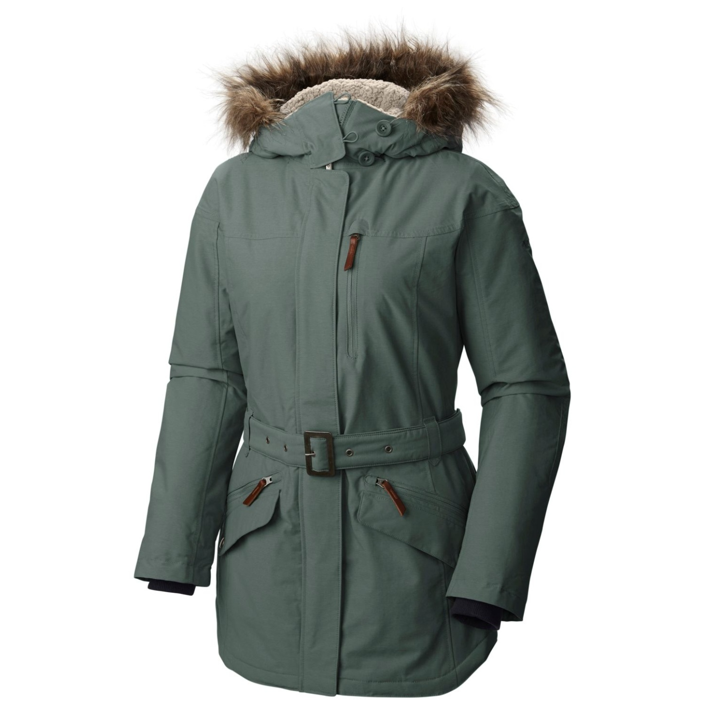 Columbia Women's Carson Pass II Jacket Pond-30