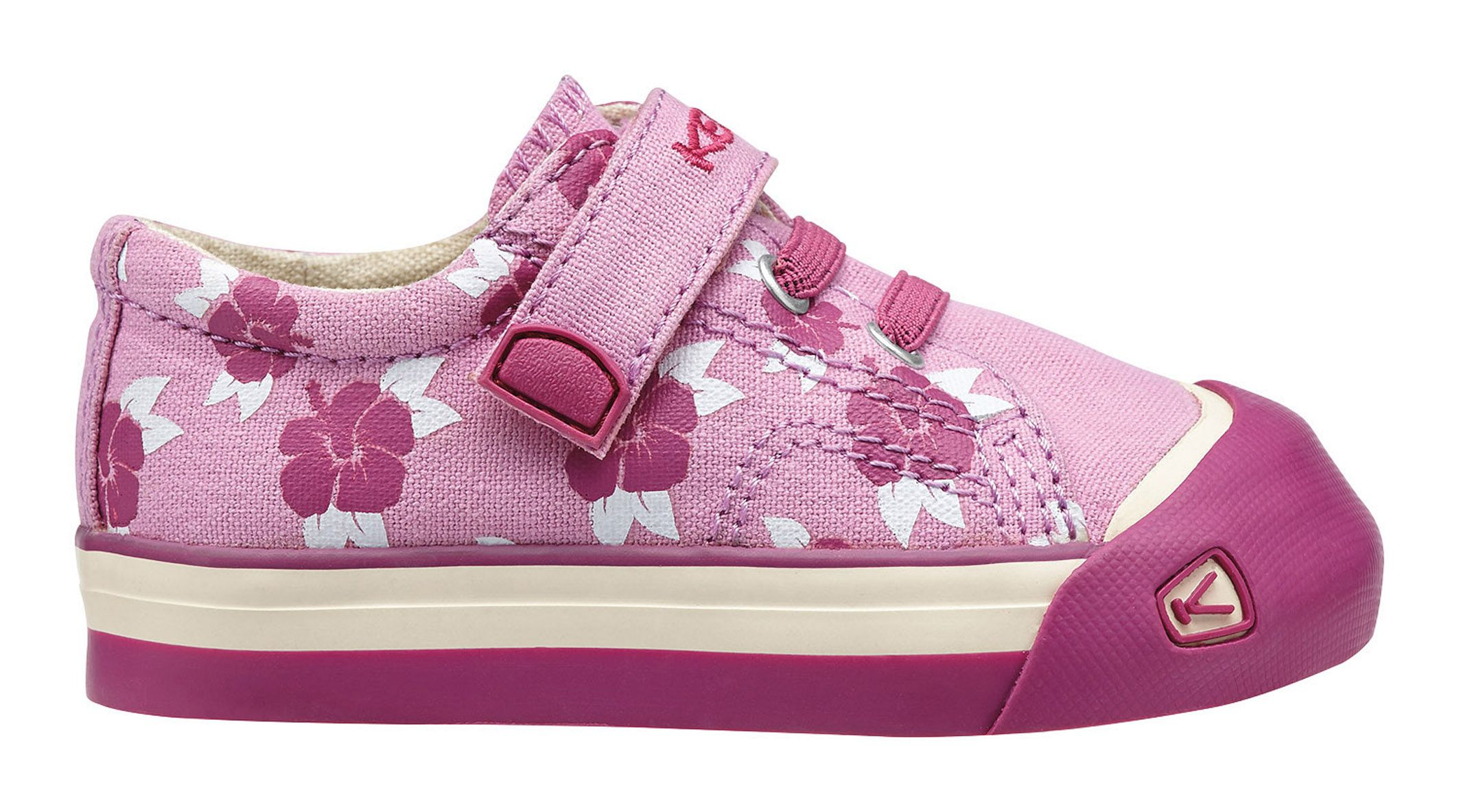 Keen - Coronado Print Lilac Chiffon Hibiscus - Sneakers - US 6