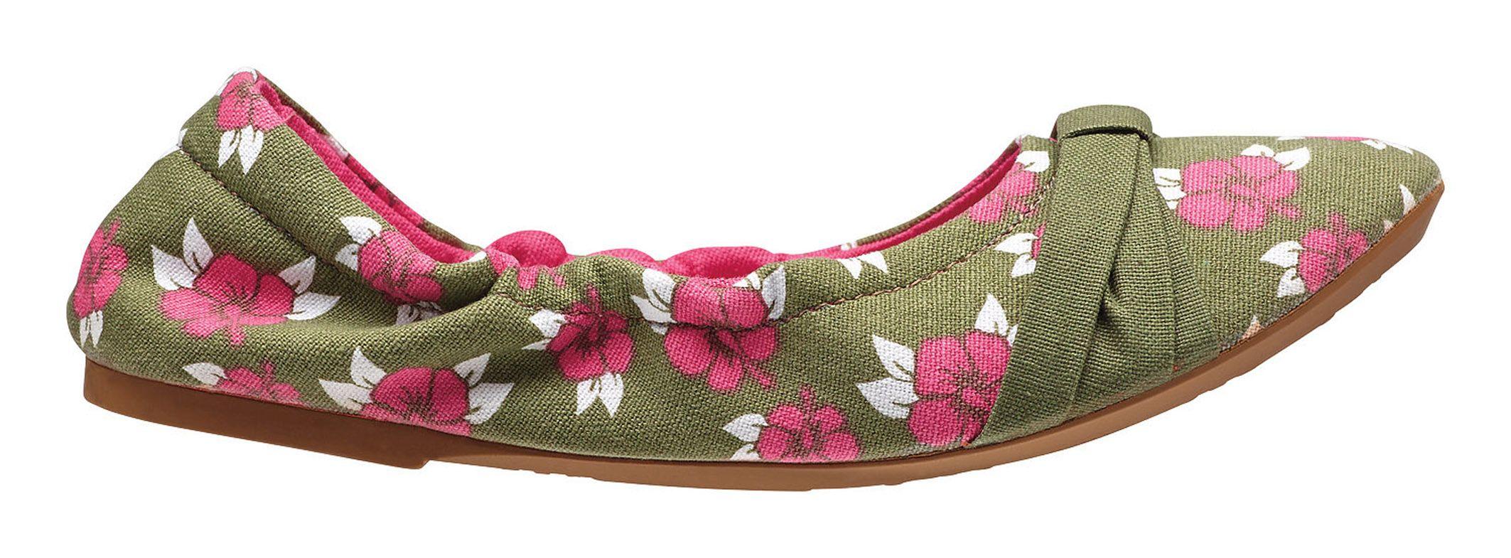 Keen Cortona Bow Loden Hibiscus Flower-30