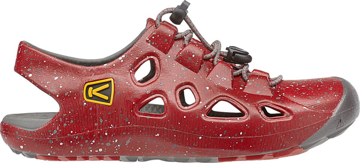 Keen Rio Racing Red/Gargoyle-30