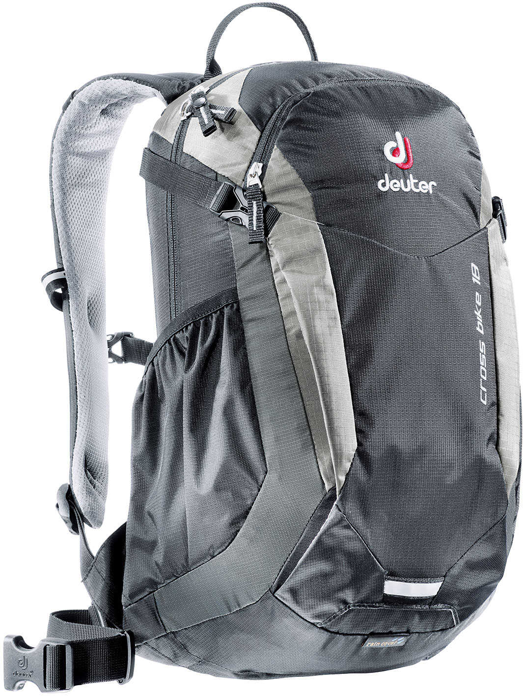 Deuter Cross Bike 18 black-silver-30