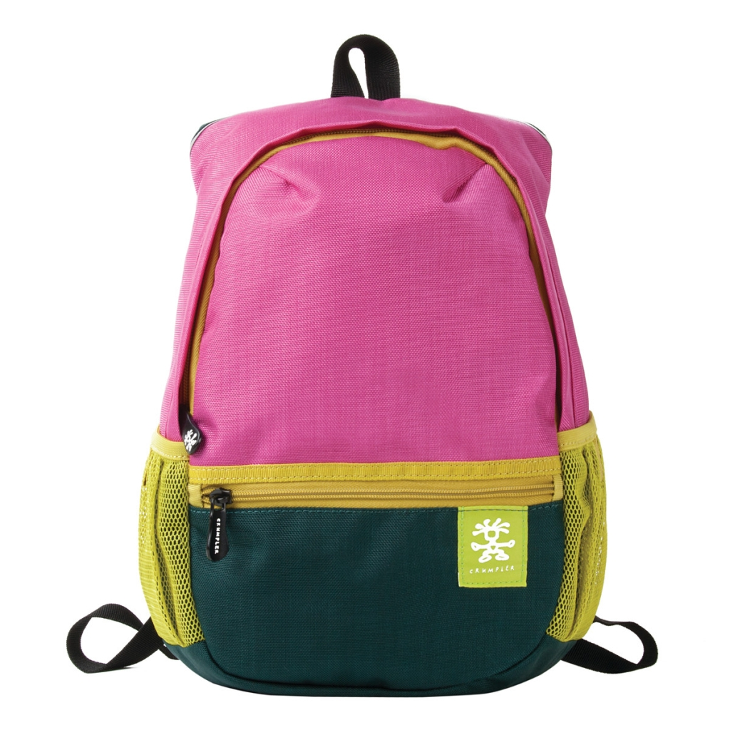 Crumpler Bagbino Backpack new pink / petrol-30