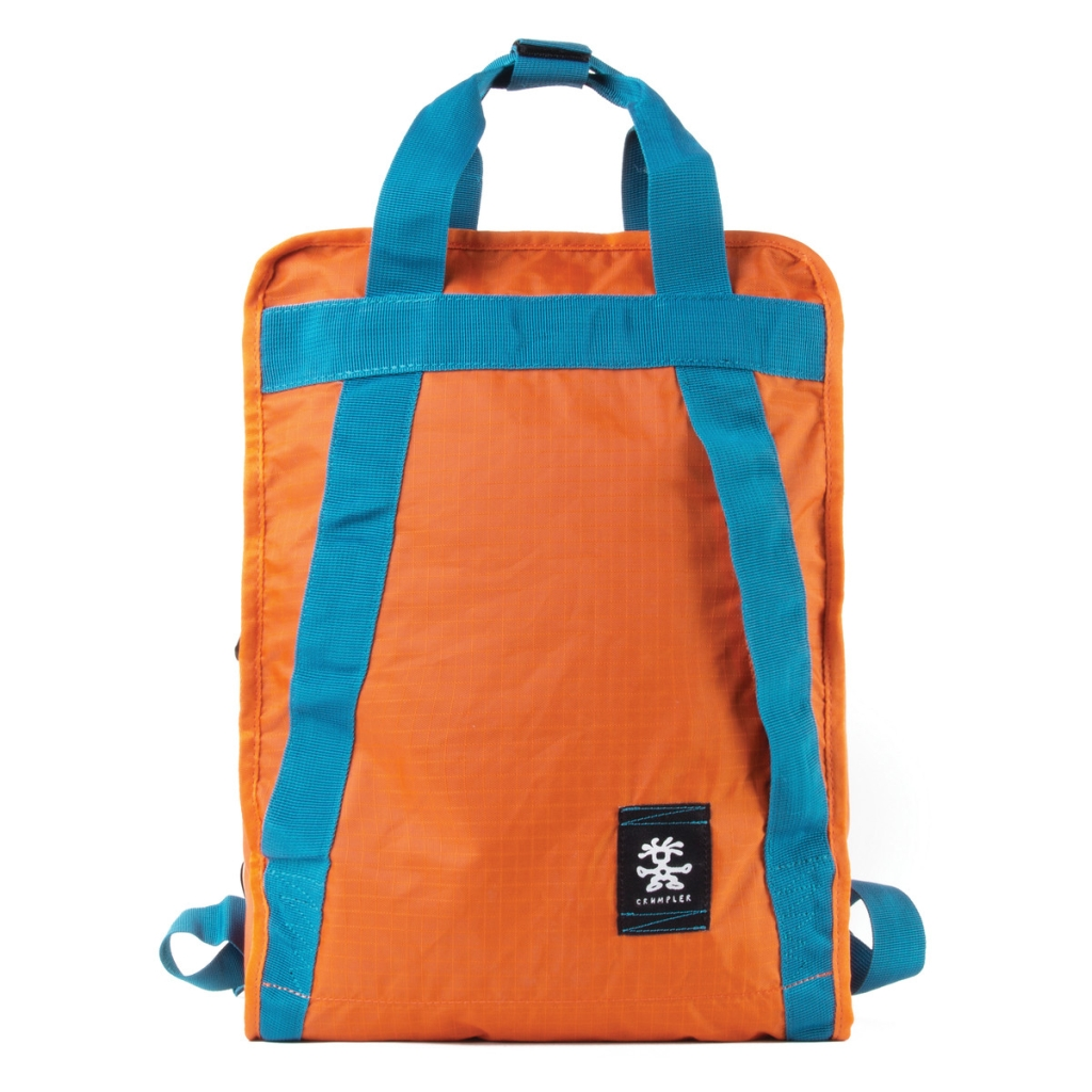 Crumpler Light Delight Shopper Backpack carrot-30