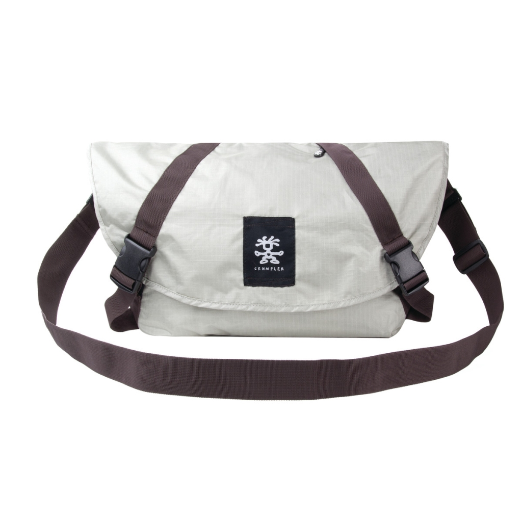 Crumpler Light Delight Messenger platinum-30