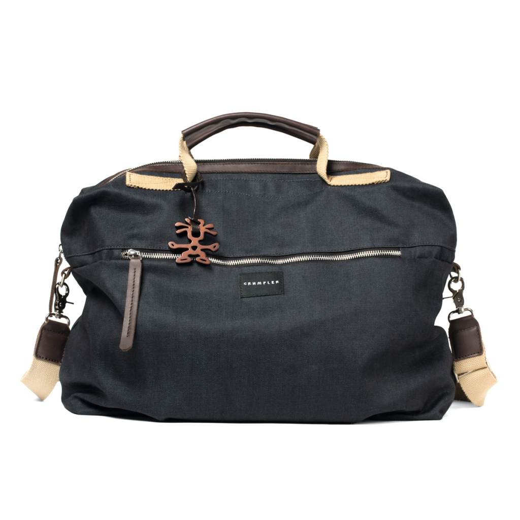 Crumpler Betty Blue Business 15 (inch) dk, denim / earth brown-30