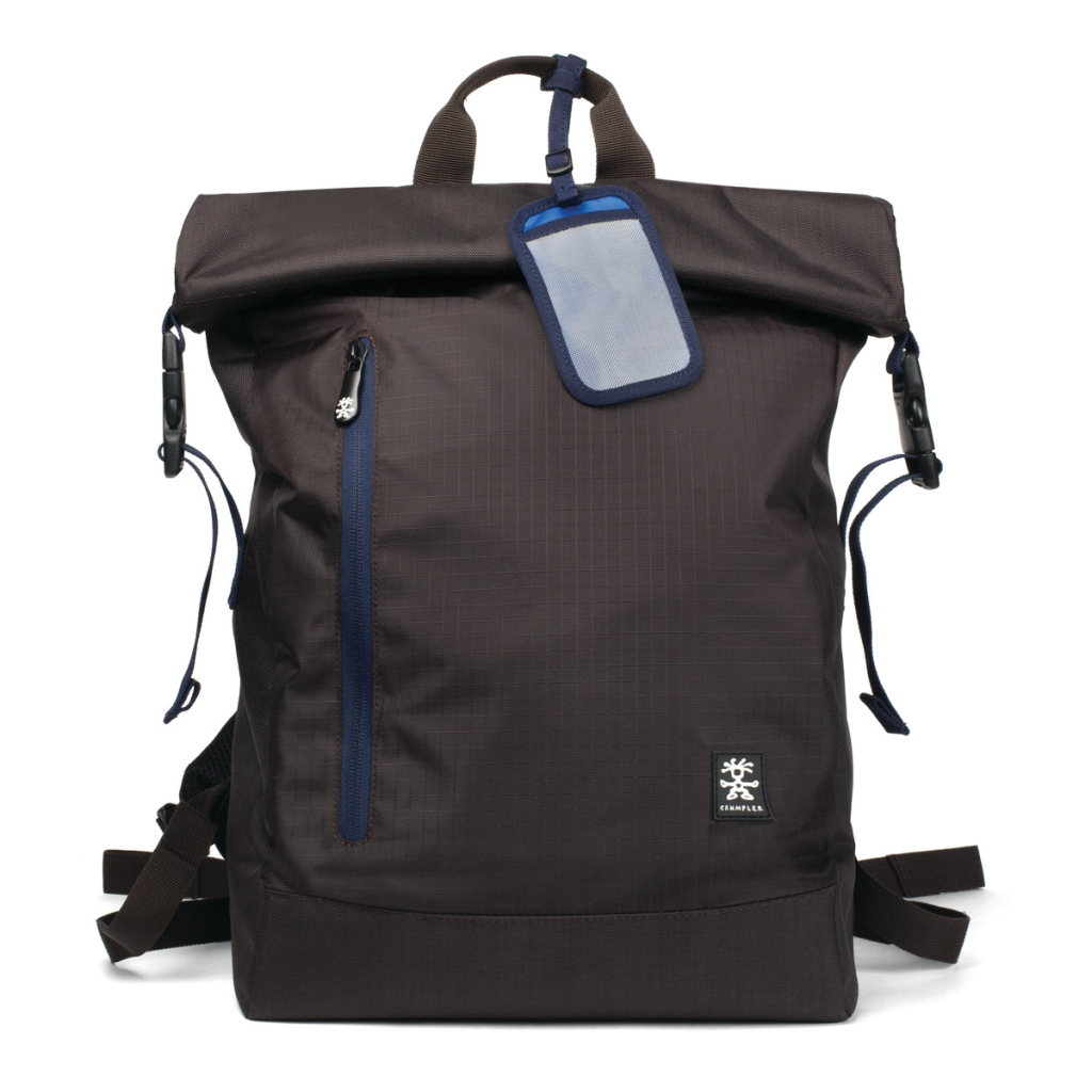 Crumpler Track Jack Day Backpack deep brown-30