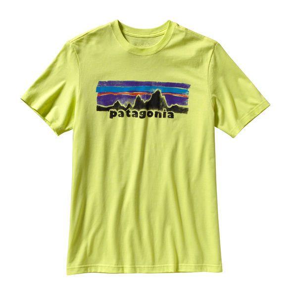 Patagonia Patagonia Legacy T-Shirt Mayan Yellow-30