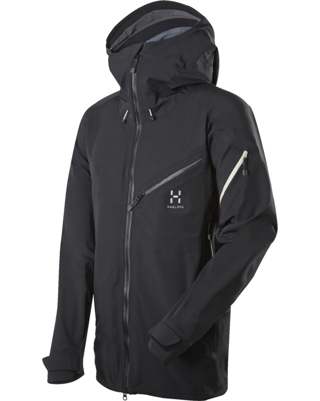 Haglofs Couloir Pro Jacket True Black-30