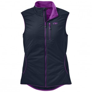 Outdoor Research OR Women's Ascendant Vest night/ultraviolet-20