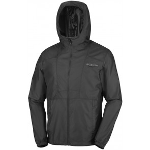Columbia M Flashback Windbreaker Black, Black-20