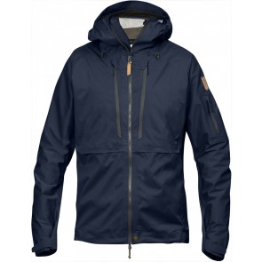 FjallRaven Keb Eco-Shell Jacket Dark Navy-20