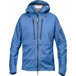 FjallRaven Keb Eco-Shell Jacket UN Blue-20