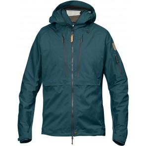 FjallRaven Keb Eco-Shell Jacket Glacier Green-20