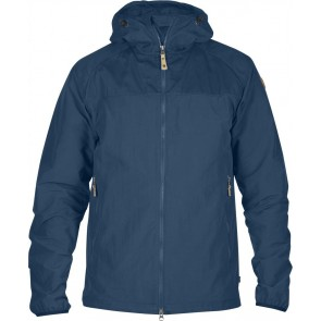 FjallRaven Abisko Hybrid Jacket Uncle Blue-20