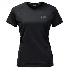 Jack Wolfskin Hollow Range T-Shirt Women black-20