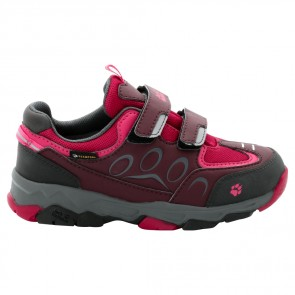 Jack Wolfskin Mtn Attack 2 Texapore Low Vc K dark berry-20