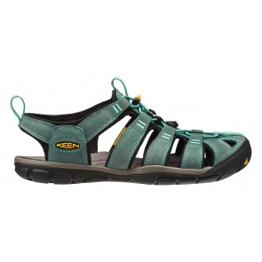 Keen Clearwater CNX Leather Mineral Blue/Ye-20