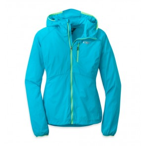 Outdoor Research Women's Tantrum Hooded Jacket typhoon-20
