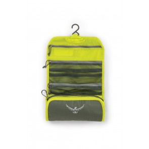 Osprey Wash Bag Roll Electric Lime-20