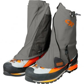 Outdoor Research Endurance Gaiters 046-PEWTER/EMBER-20