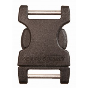 Sea To Summit Field Repair Buckle 20mm Side Release 2 Pin Black-20