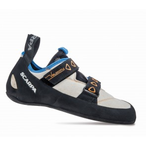 Scarpa Velocity lightgray/royal blue-20