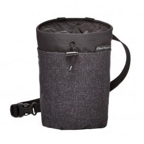Black Diamond Gym Chalk Bag Smoke-20