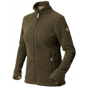 FjallRaven Alice Fleece Dark Olive-20