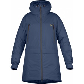 FjallRaven Bergtagen Insulation Parka W Mountain Blue-20