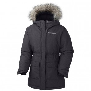 Columbia Girls' Nordic Strider Jacket Black-20