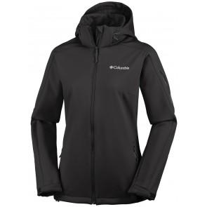 Columbia Women's Cascade Ridge Jacket Black-20