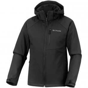 Columbia Men's Cascade Ridge II Softshell Top Black-20