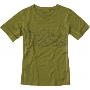 FjallRaven Kids Trail T-Shirt Avocado-20