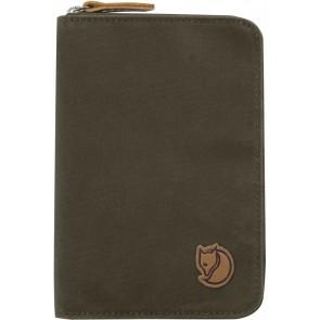 FjallRaven Passport Wallet Dark Olive-20