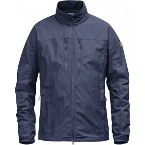 FjallRaven High Coast Hybrid Jacket Navy-20